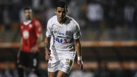 Santos v Independiente - Copa CONMEBOL Libertadores 2018