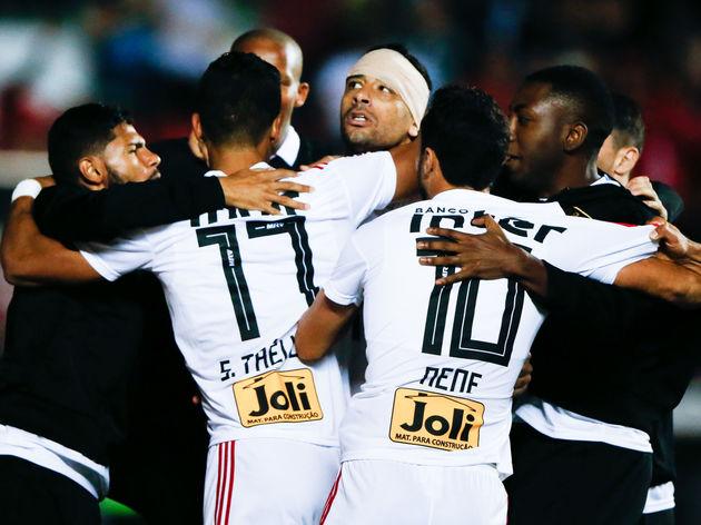 Sao Paulo v Bahia - Brasileirao Series A 2018
