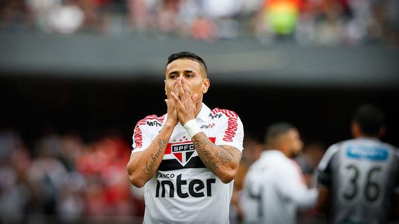 Sao Paulo v Ceara - Brasileirao Series A 2018
