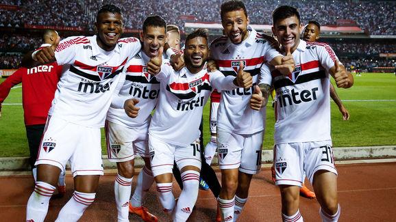 Sao Paulo v Corinthians - Brasileirao Series A 2018