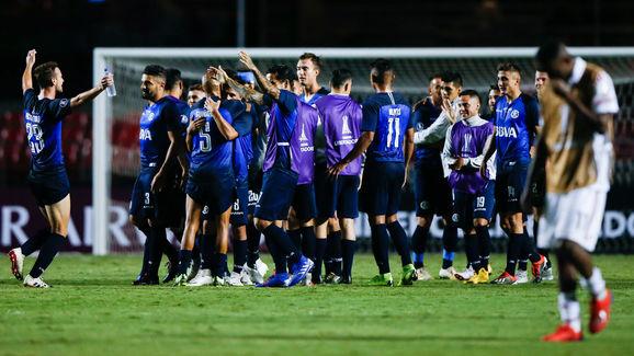 Sao Paulo v Talleres - Copa CONMEBOL Libertadores 2019
