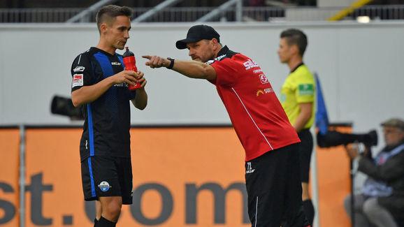 Philipp Klement,Steffen Baumgart