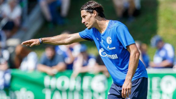 Schalke 04 Training Camp