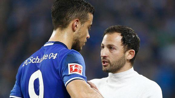 Schalke 04 v VFL Wolfsburg - German Bundesliga