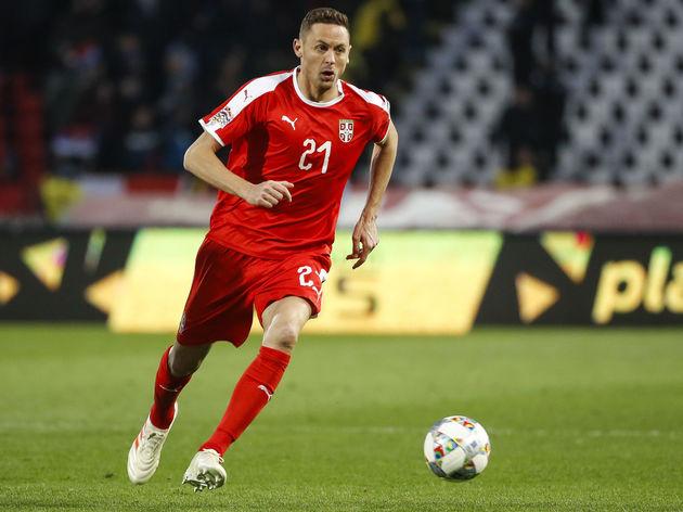 Serbia v Montenegro - UEFA Nations League C
