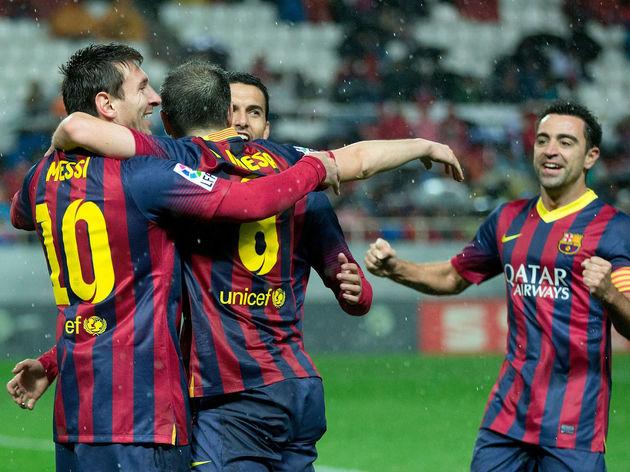 Lionel Messi,Andres Iniesta,Pedro Rodriguez Ledesma
