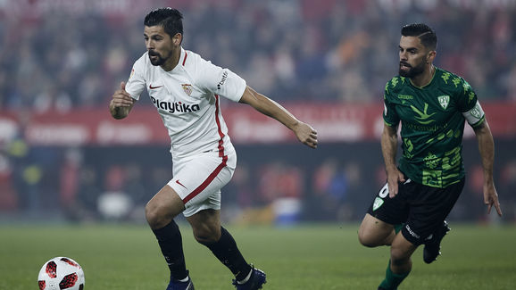 Sevilla vs Villanovense - Copa del Rey - Fourth Round