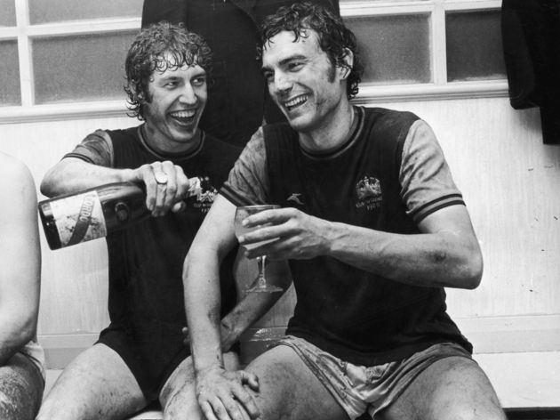 Pat Holland,Trevor Brooking