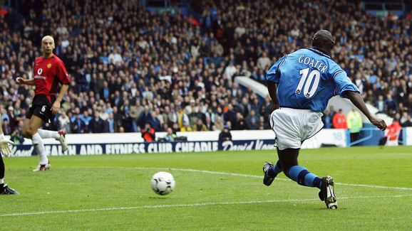 Shaun Goater scores the 2nd goal