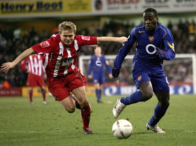 Quincy Owusu Abeyie,Derek Geary