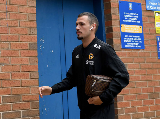 Sheffield Wednesday v Wolverhampton Wanderers - Carabao Cup Second Round