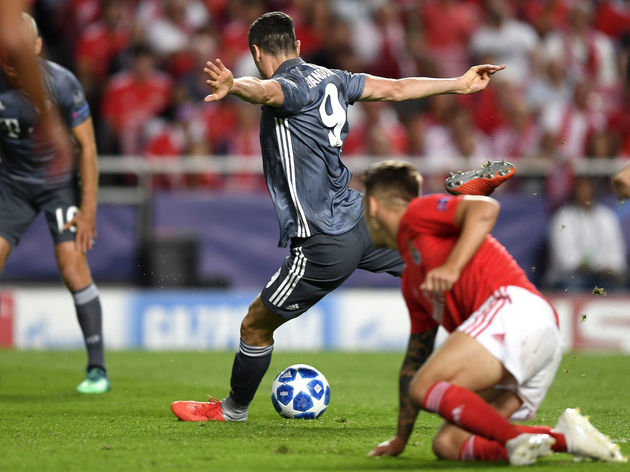 SL Benfica v FC Bayern Muenchen - UEFA Champions League Group E