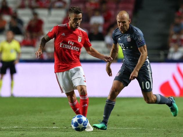 SL Benfica v FC Bayern Munchen - UEFA Champions League - Group E