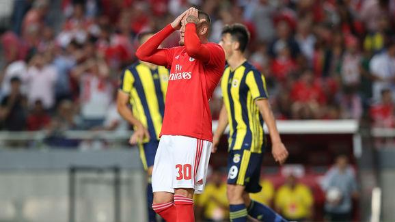 SL Benfica v Fenerbache - UEFA Champions League Qualifier
