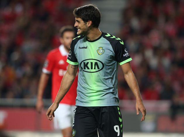 SL Benfica v Vitoria Setubal - Primeira Liga