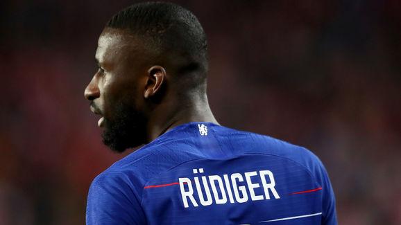 Antonio Ruediger