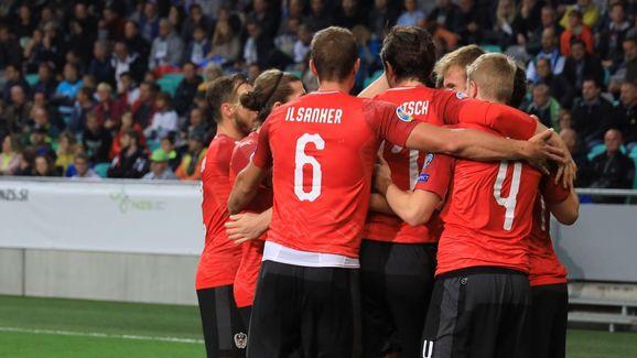 Slovenia v Austria - UEFA Euro 2020 Qualifier