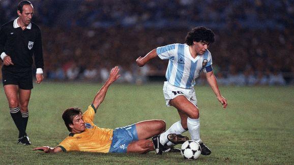 SOCCER-COPA AMERICA-1989