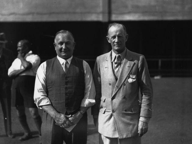 Herbert Chapman,Mr Foster