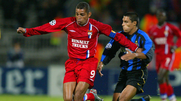 Sonny Anderson and Ivan Cordoba