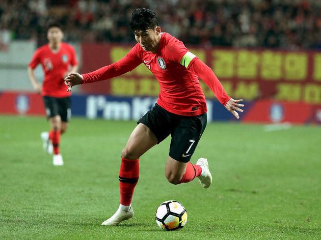 South Korea v Uruguay - International Friendly