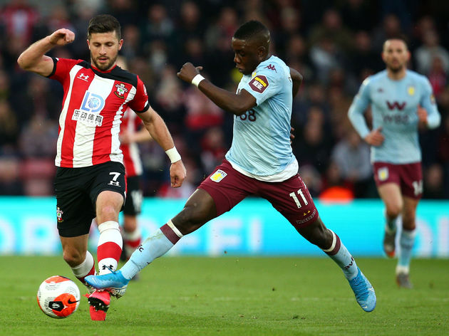 Shane Long,Marvelous Nakamba