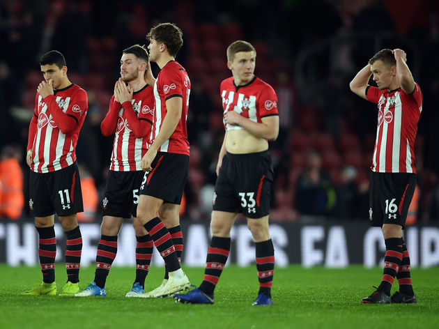 Southampton FC v Derby County- FA Cup Third Round Replay