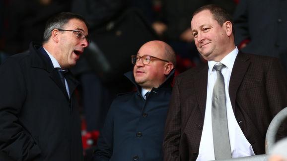 Southampton FC v Newcastle United - Premier League