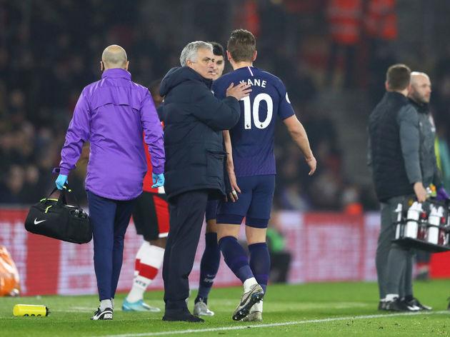 Jose Mourinho,Harry Kane