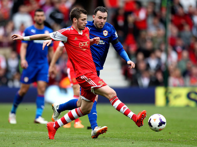 Southampton v Cardiff City - Premier League