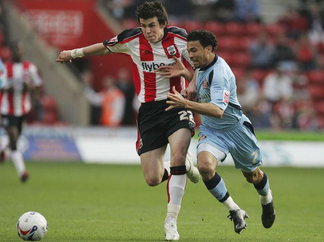 Carlos Edwards,Gareth Bale
