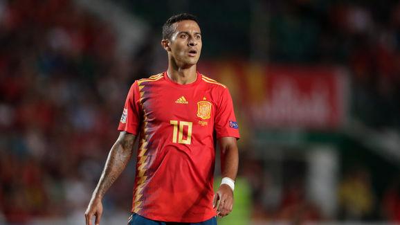 Spain  v Croatia  -UEFA Nations league