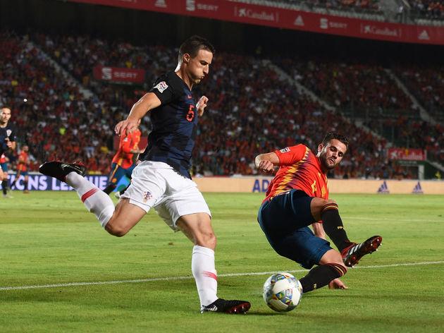 España vs Croacia partido predicciones de fútbol y cuotas de apuestas