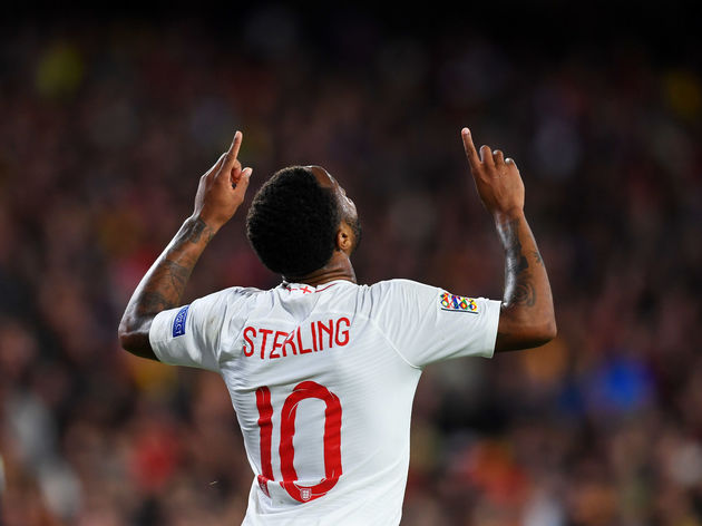 Spain v England - UEFA Nations League A