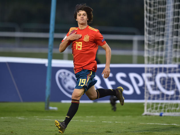 Spain v Germany: Group D - 2019 UEFA Under17 European Championship