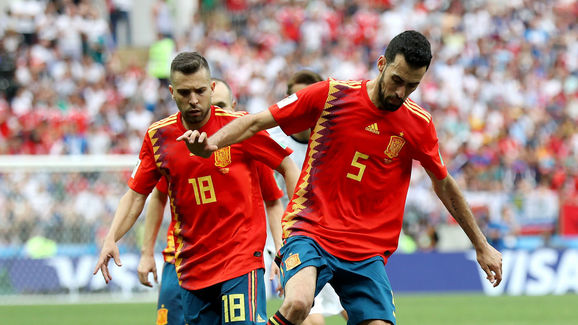 Mario Fernandes,Sergio Busquets,Jordi Alba
