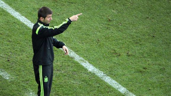 Spain v Serbia - UEFA U21 Championship Play Off: Second Leg