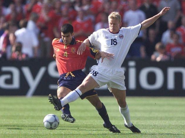 SPANIEN - NORWEGEN ( ESP - NOR ) 0:1