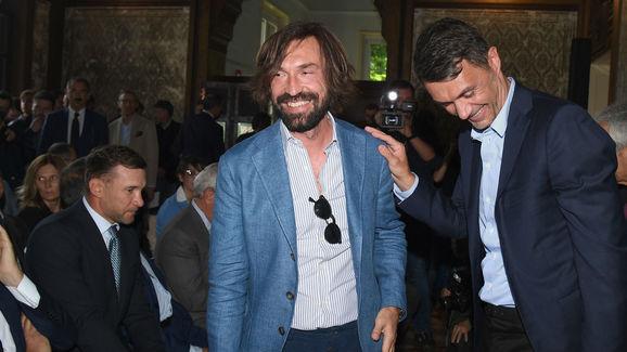 Andrea Pirlo,Paolo Maldini