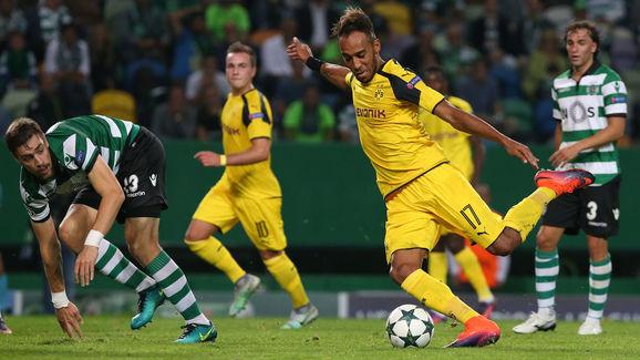 Sporting Clube de Portugal v Borussia Dortmund - UEFA Champions League