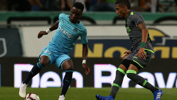 Sporting CP v Olympique de Marseille - Pre-Season Friendly