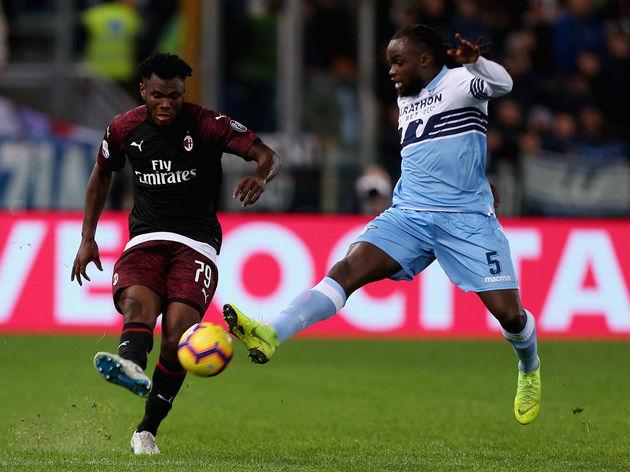 SS Lazio v AC Milan - Serie A