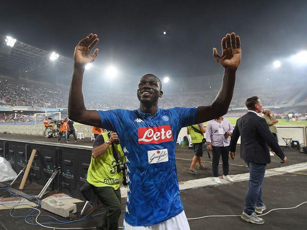 SSC Napoli v AC Milan - Serie A