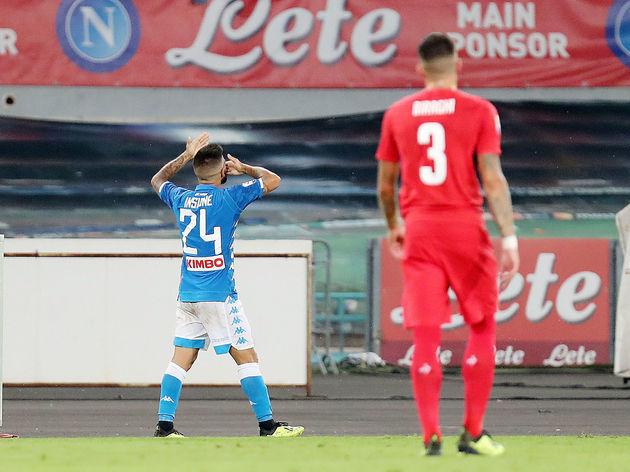 Lorenzo Insigne,Cristiano Biraghi