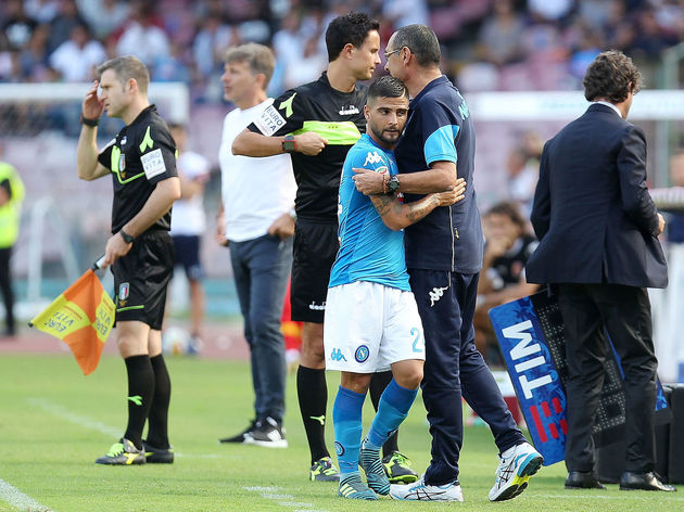 SSC Napoli v Benevento Calcio - Serie A