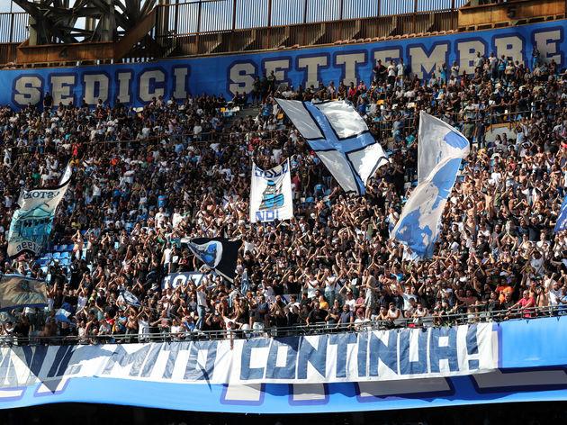 SSC Napoli v Brescia Calcio - Serie A