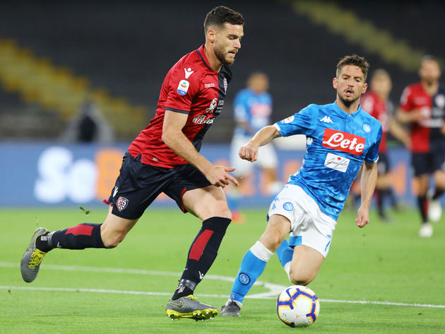 Dries Mertens,Luca Ceppitelli