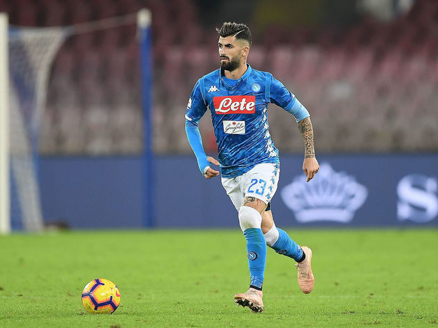 SSC Napoli v Empoli - Serie A