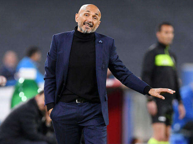 Image result for spalletti