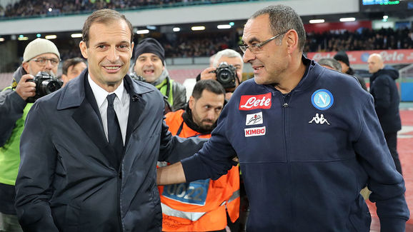 Maurizio Sarri,Massimiliano Allegri